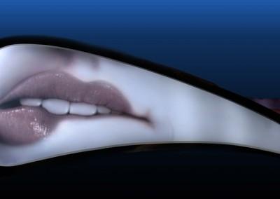 serbatoio labbra