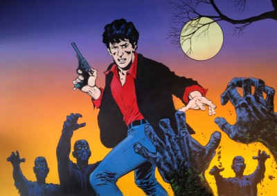 termosifone Dylan Dog