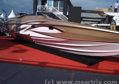 barca Mito Tullio Abbate