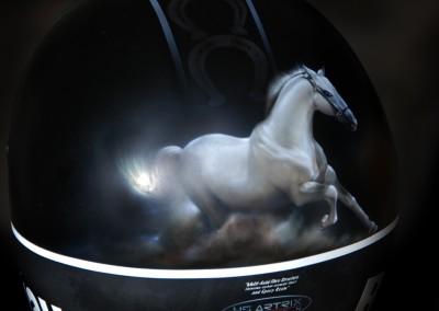 casco cavallo